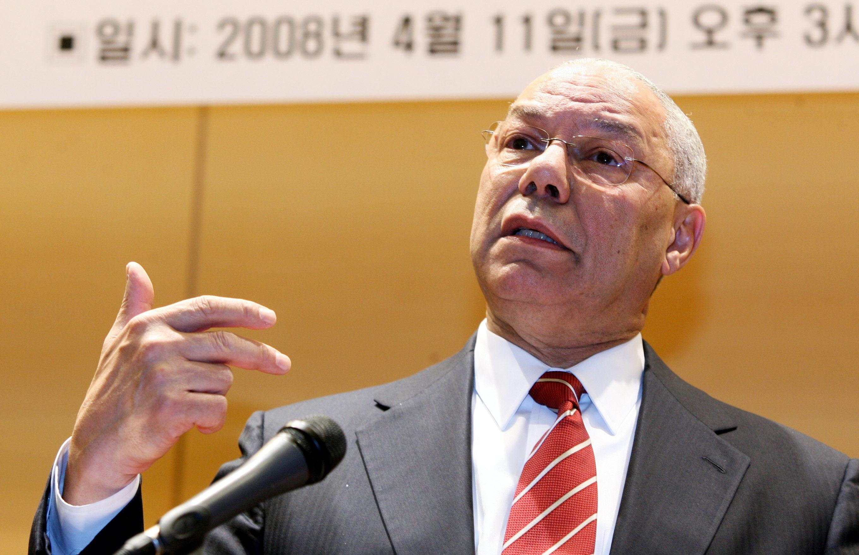 콜린 파월 美 전 국무장관
