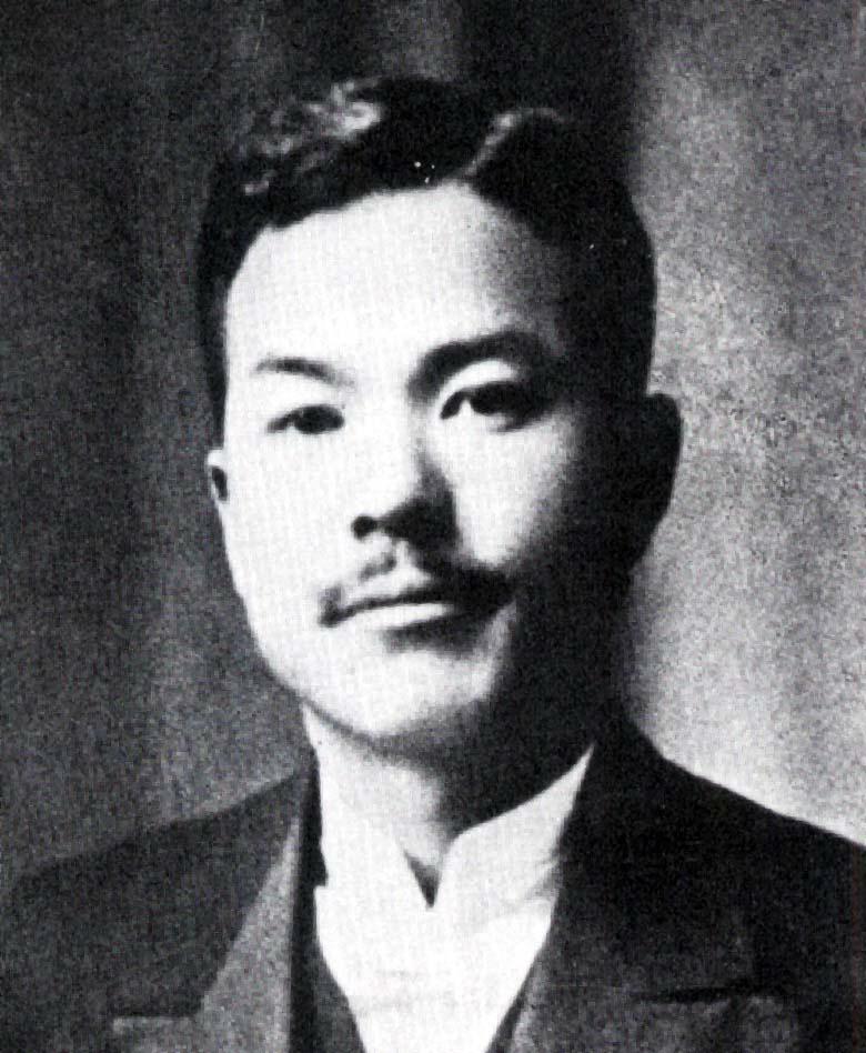 동아일보사장 시절의 김성수(1921년)